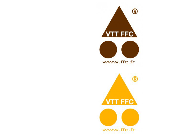 Signposting of other mountain-biking (or VTT) routes